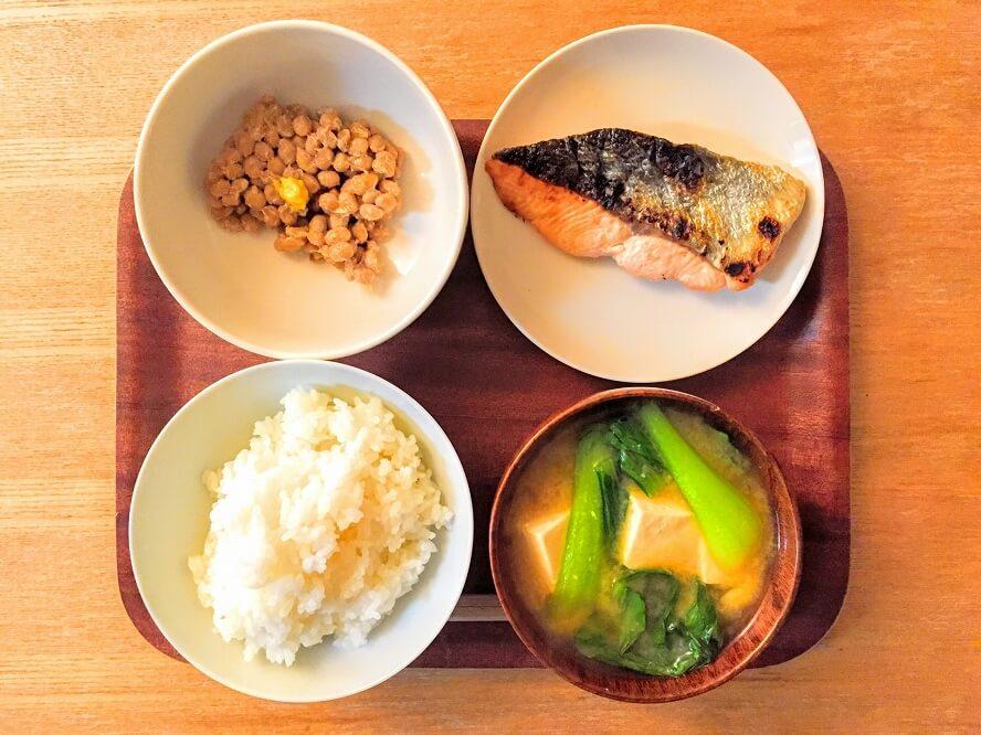 食事療法の内容